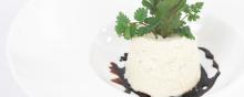 Mousse di Cavedano e Aceto Balsamico