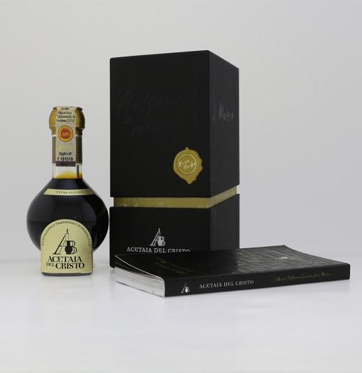 Confezione PICCOLA & PRATICA Aceto Balsamico Tradizionale di Modena DOP Extravecchio CLASSICO