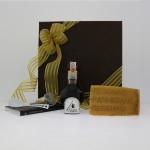 Confezione REGALO con Parmigiano Reggiano Aceto Balsamico Tradizionale di Modena DOP Tradizionale CLASSICO