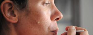 Erika Barbieri prova le stesse emozioni di un sommellier ispirato con una sola goccia di Aceto Balsamico