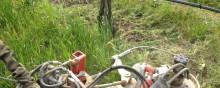 Roto Zappa per la rimozione delle malerbe produzione aceto balsamico