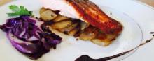 salmone ricette aceto balsamico tradizionale