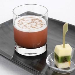cocktail agrodolce con aceto balsamico tradizionale