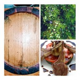 Ginepro:aromi del legno